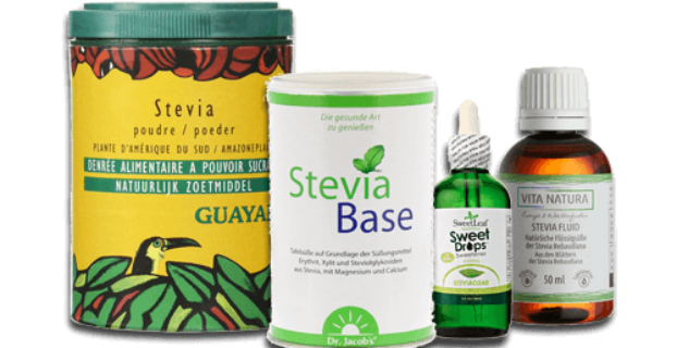 stevia pas cher en ligne
