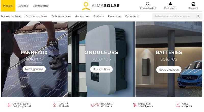 vente de panneaux solaires pas cher